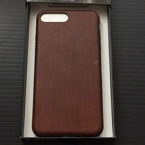 Nomad iPhone 7+ Horween Leather Phone Case (A)